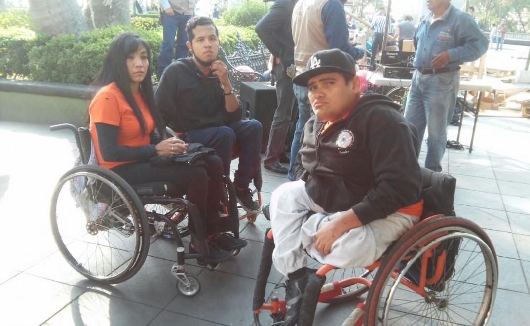 silla de ruedas xalapa